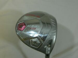 New-Cobra-King-F8-Silver-Pink-Adjustable-Driver-f-8-Ladies-Aldila-NV-50-Womens
