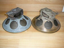 2 Vintage Philips Field Coil Full Range Speakers ca.21,5cm for Klangfilm project