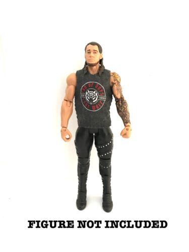 """WWE BARONE CORBIN /""""fine dei giorni Lone Wolf/"""" Camicia personalizzato per Mattel figure."""
