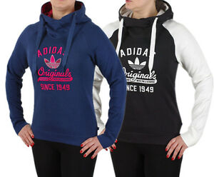 adidas originals unit trf damen pulli sweatshirt. Black Bedroom Furniture Sets. Home Design Ideas