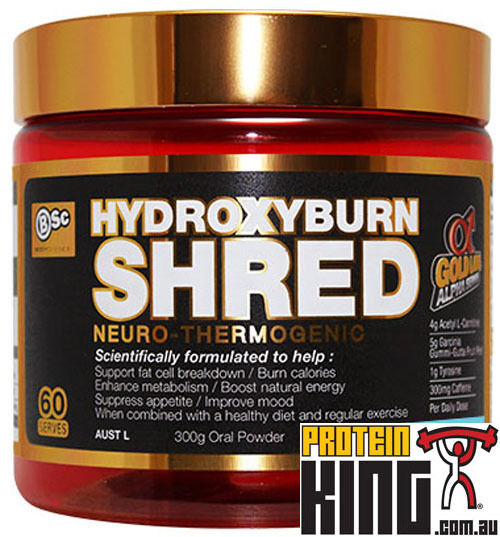 BODY SCIENCE HYDROXY BURN SHROT 300G Orange SORBET NEURO BSC HYDROXYBURN