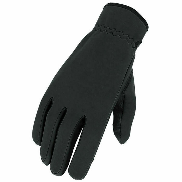 Texar Gloves Neoprene Military Style Army Paintball Outdoor Black