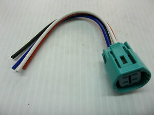 P22 110-12074 4 Wire Repair Plug fits Delco CS130d Mits and Denso ...
