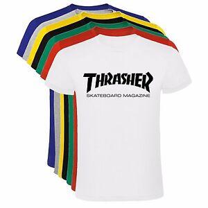Camiseta-Thrasher-letras-hombre-tallas-y-colores