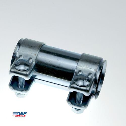 Rohrverbinder Doppelschelle Auspuffverbinder 44 mm x 125 mm