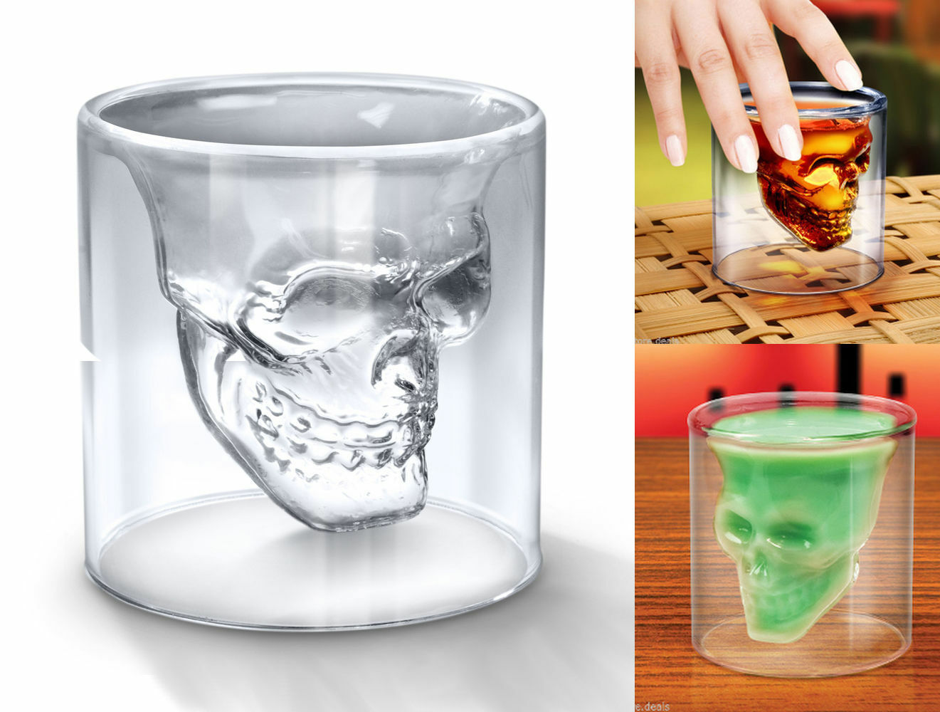 Skull Cup Type #1