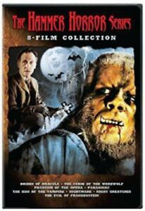The-Hammer-Horror-Series-8-Film-Collection-New-DVD-Boxed-Set-Snap-Case