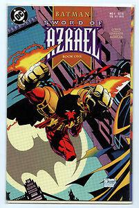 DC Comics Batman Sword of Azreal #1 NM/Mint Comic New 1992 H14