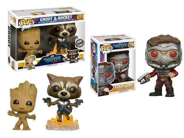 Funko POP Guardians of the Galaxy 2 vinyl figure. Despatched from UK. New boxed.