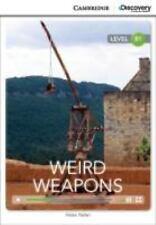 Weird Weapons Intermediate Book with Online Access by Helen Parker (2014,...