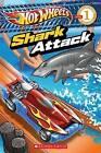 Hot Wheels: Shark Attack by Ace Landers (Paperback / softback)