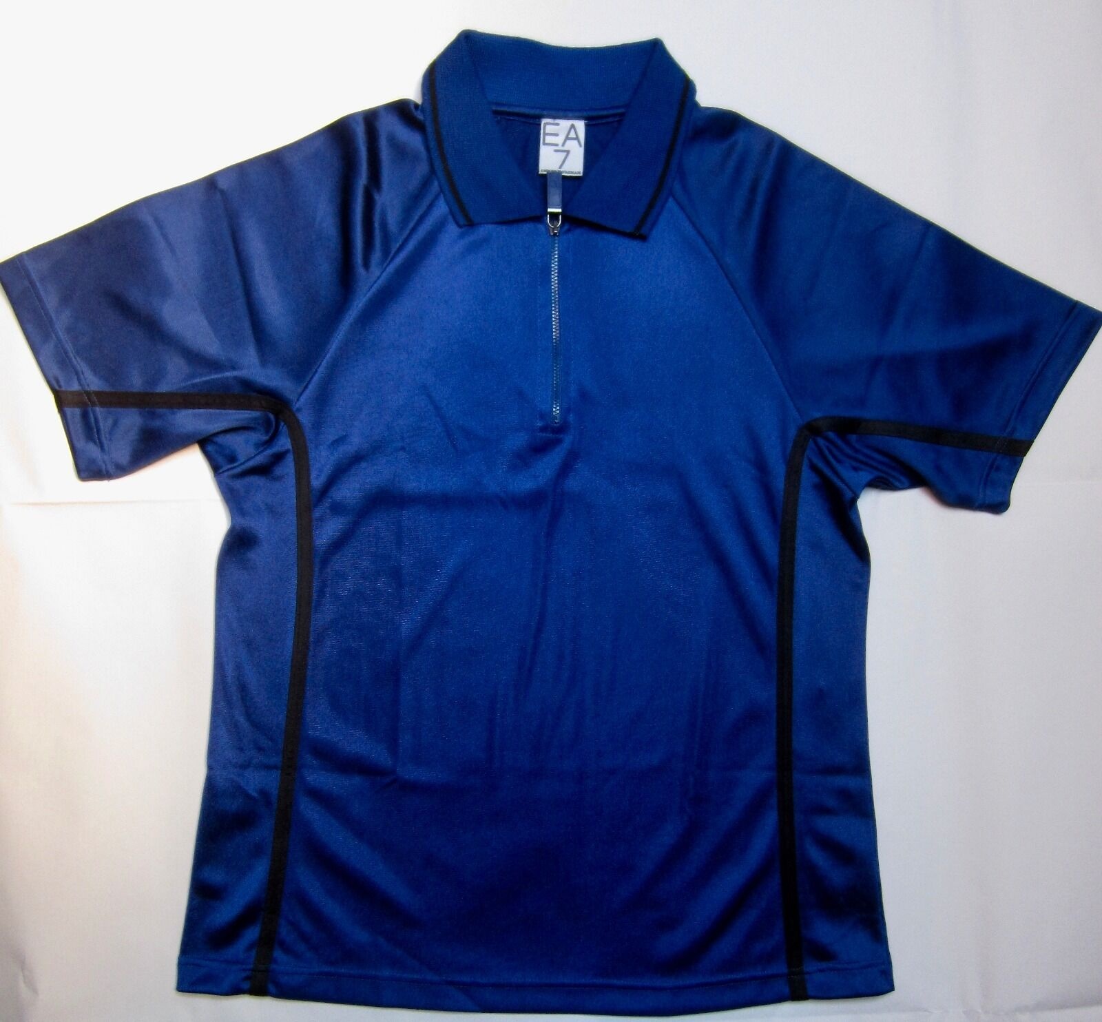 Polo EMPORIO ARMANI taglia M / EMPORIO ARMANI men shirt, Größe M, cobalt Blau