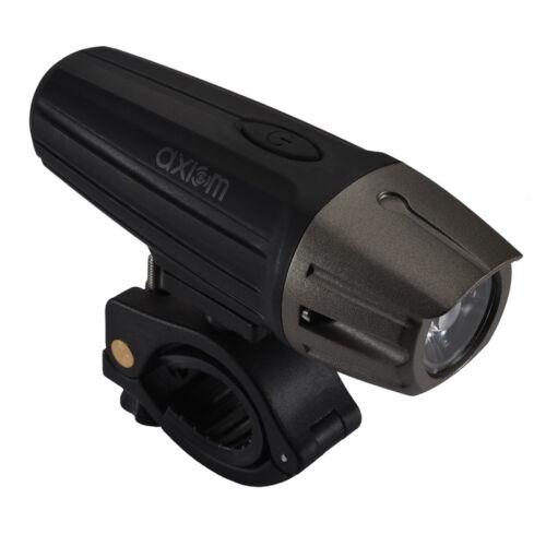 Axiom Lazer Vélo 900 phare//900 lm//4 Modes//USB//Noir//$109.99