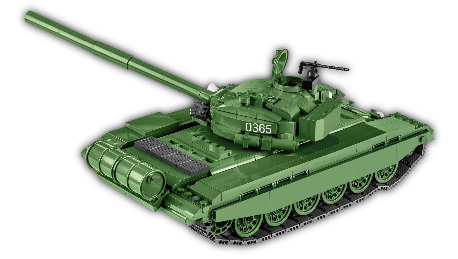 Construction Toys Tank T-72 M1 - Soviet Basistank Tanks