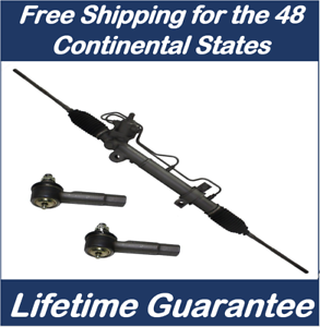 Steering Rack 2 Outer Tie Rod Ends for Five Hundred Freestyle Montego