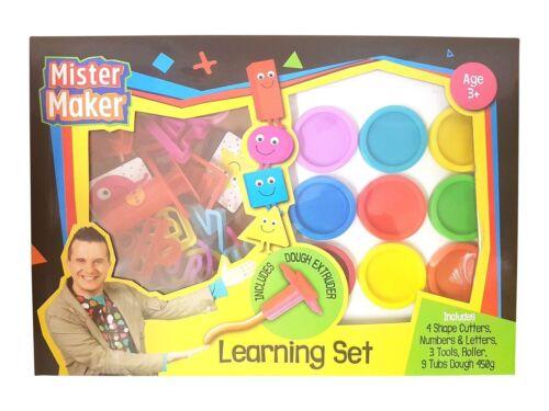 Mister Maker Childs Craft Bumper Learning Set Cbeebies Kids Making Kit Box Toy