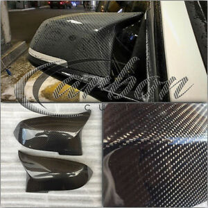 BMW carbon fibre Replacement Mirror Covers F20 F21 F30 F31 F32 F33 M3//M4 style