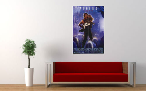"""ALIENS THE MOVIE NEW GIANT LARGE ART PRINT POSTER PICTURE WALL 33.1/""""x23.4/"""""""
