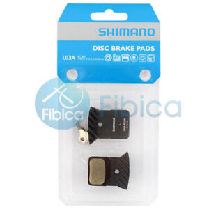 Shimano L02A L03A Resin Disc Brake Pads ICE-TECH For BR R9170 R8070 RS805 RS505