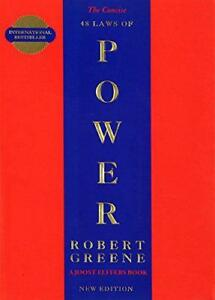 The-Concise-48-Laws-Of-Power-by-Robert-Greene-Paperback-Book-9781861974044