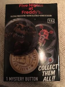 New Funko Gamestop Five Nights At Freddy S Mystery Blind