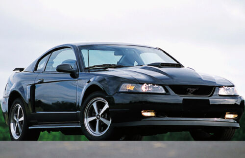 99-04 MUSTANG MACH 1 CHIN SPOILER Fit 99 00 01 02 03 04 Mustang All