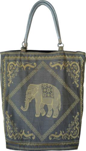 Pour Sac Courses Femme Main tout Pochette Grand Éléphants Shopping De À Fourre zdzZAqw