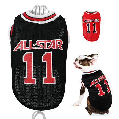 Chihuahua or puppy Basketball Vest size m please see photo