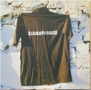 SLICKAPHONICS Wow Bag LP Jazz-Funk on Enja Records – includes Downbeat Review