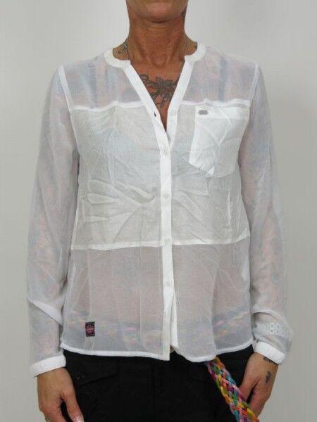 súperdry azulsa - Sheer Panel Camiseta - G40KY000  26C Optic blancoo - + Nuevo + .  Ven a elegir tu propio estilo deportivo.
