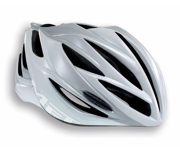 Casco Bici MET Mod.FORTE Bianco HELMET MET FORTE WHITE