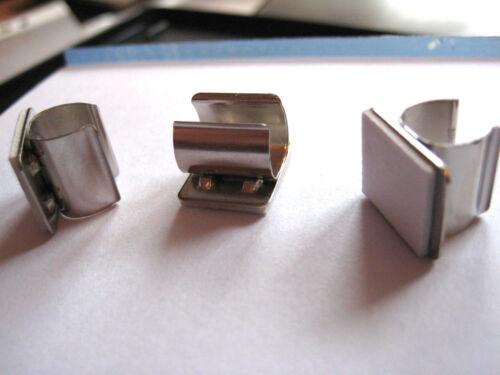 2 x Stifthalter selbstklebend Stiftehalter Schreibhilfe Klemmbrett pen holder