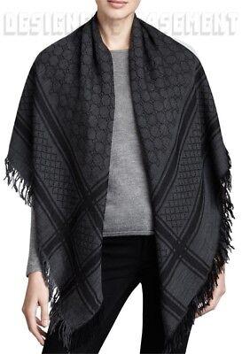 BNWT Premium Luxury FINE winter warm plain wool pashmina shawl scarf FREE GIFT