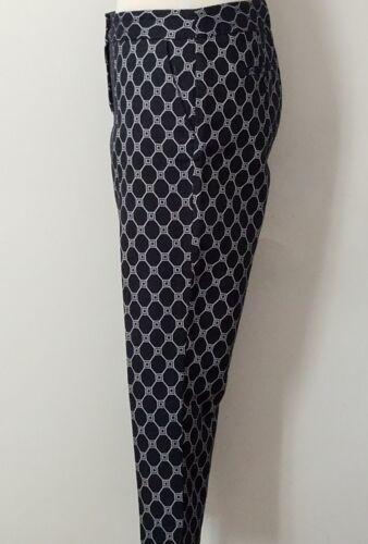 Nuovo Talbots Cotton Blend Petite Casual Medium 8 Size Pants 8q87xv
