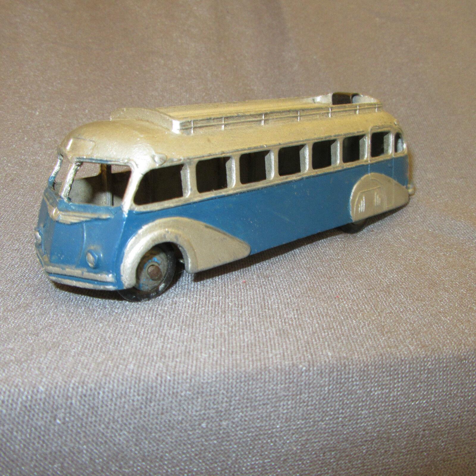 59e vintage dinky autocar Isobloc bus 29e repainted