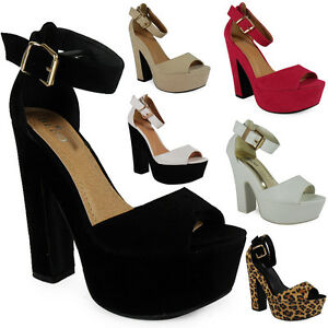 SALE-WOMENS-LADIES-ANKLE-PARTY-STRAPS-HIGH-BLOCK-HEEL-PLATFORM-SANDAL-SHOE-SIZE