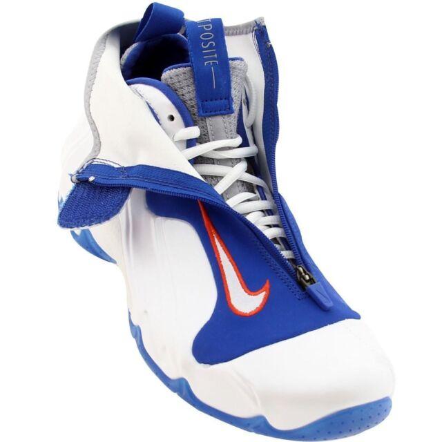 low priced 088c8 0d477 New Nike Men s AIR FLIGHT POSITE 2014 White Shoes 642307 100