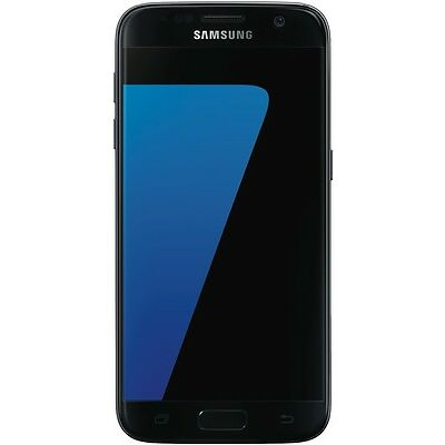 NEW Samsung SM-G930FZKAXSA Galaxy S7 32GB - Black