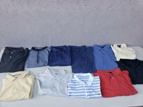 Designer Men's Polo Shirts - Calvin Klein, Ralph L