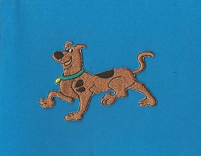 Scooby Doo Iron On Embroidered Hat Hipster Jacket Hoodie Patch Crest A
