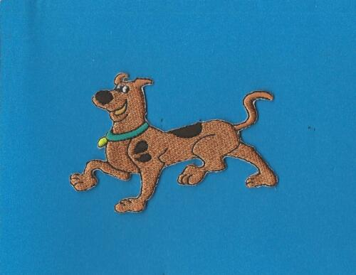 Scooby Doo Iron On Embroidered Hat Hipster Jacket Hoodie Patch Crest B