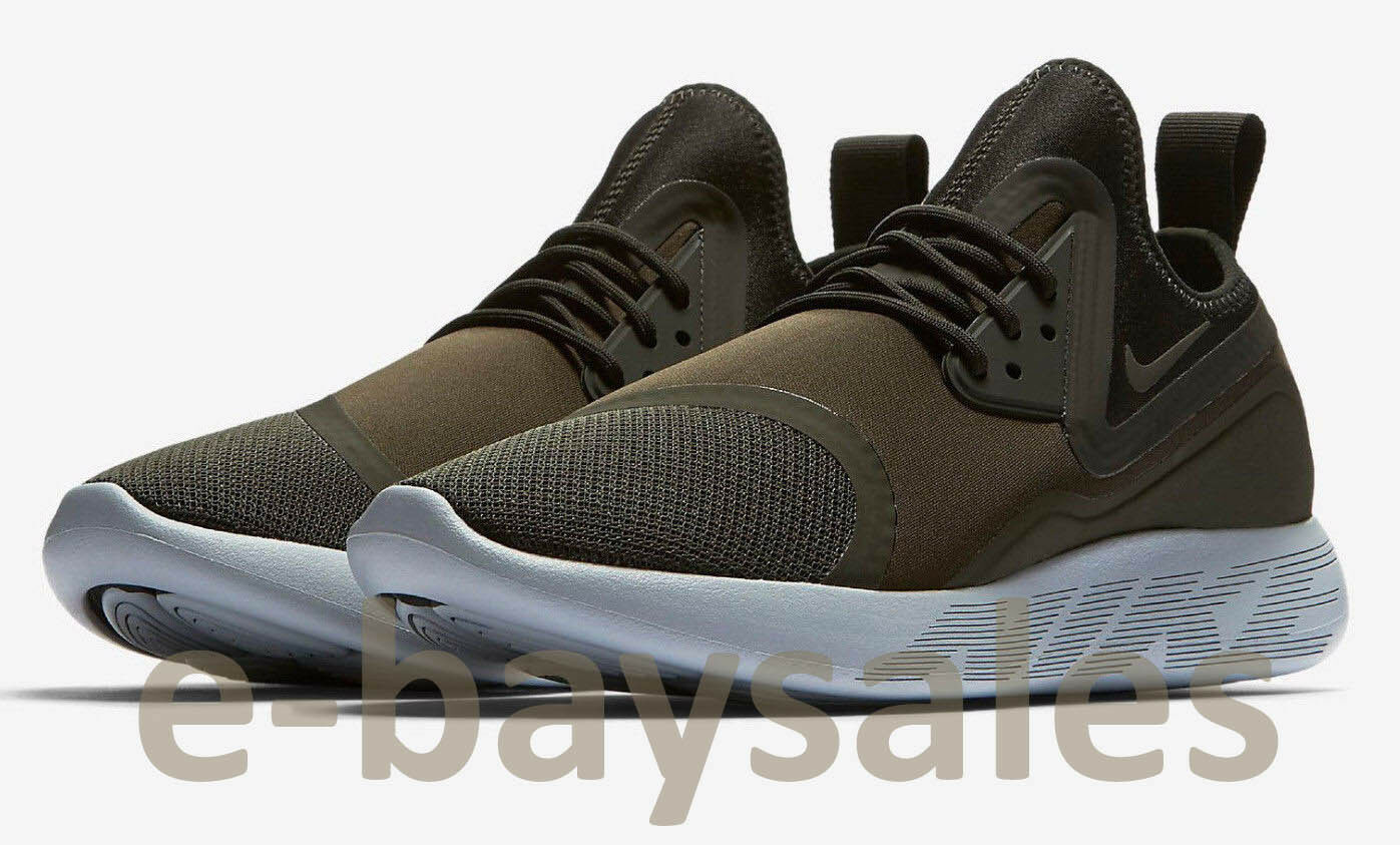ace632110d NEW NIKE LUNARCHARGE ESSENTIAL MEN'S TRAINERS SHOES KHAKI US 13. Nike Air  Max 95 ...