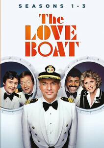 The Love Boat: Seasons 1-3 [New DVD] Boxed Set, Full Frame, Mono Sound, Repack