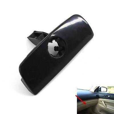Glove Box Cover Handle Lock Hole Black for VW Passat B5 97-05