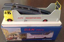 Dan Giocattoli/DINKY 229 auto portante, RARA COLORAZIONE superba qualità! GRANDE VALORE 1500 PZ