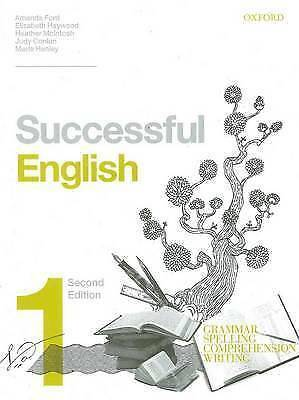 Successful English 1 By Amanda Ford Paperback Oxford Spelling Grammar