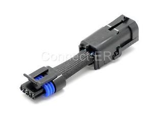 idle air control valve wire harness adapter iac lt1 tpi camaro rh ebay com GM Alternator Wiring GM Voltage Regulator Wiring
