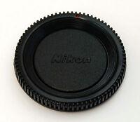 Camera Body Cap Cover For Nikon D3000 D3100 D3200 D5000 D5100 D80 D90 D300 N80