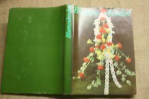 Fachbuch-Blumenbinden-Floristik-Florist-Gestecke-Blumenbinderei-DDR-1979