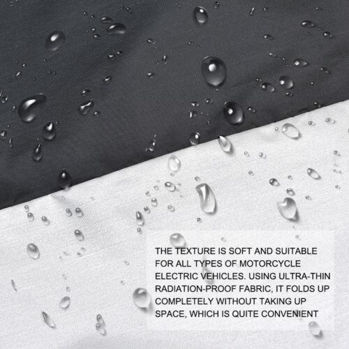 Heavy Duty Waterproof Bicycle Cover Mountain Bike Rain//Snow//Dust UV Protector